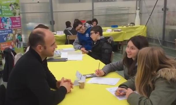 Vidéo du forum des métiers 2016 !