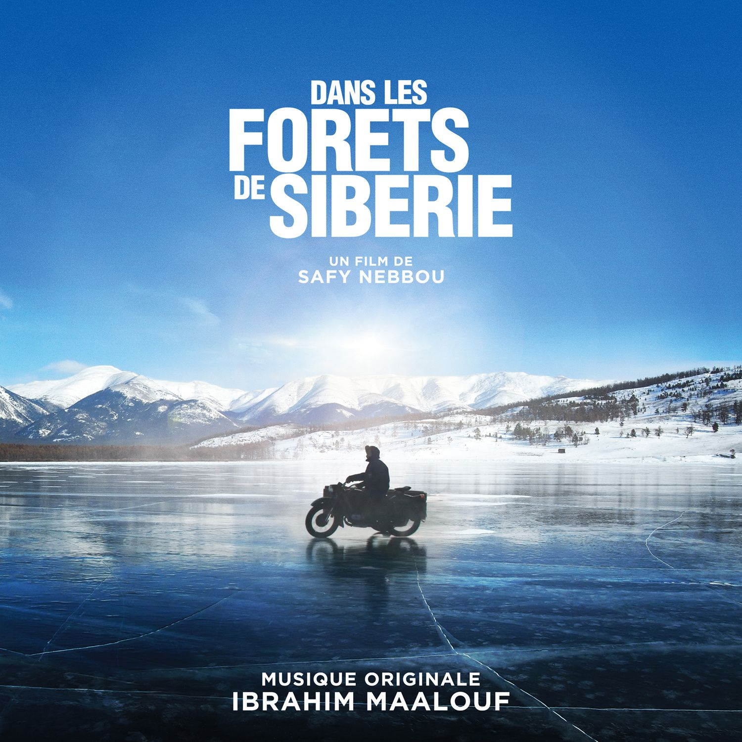 ibrahim maalouf, red & black light, dans les forets de siberie