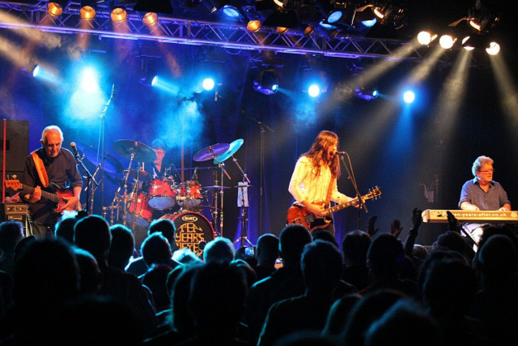 ten years after, le trianon, paris