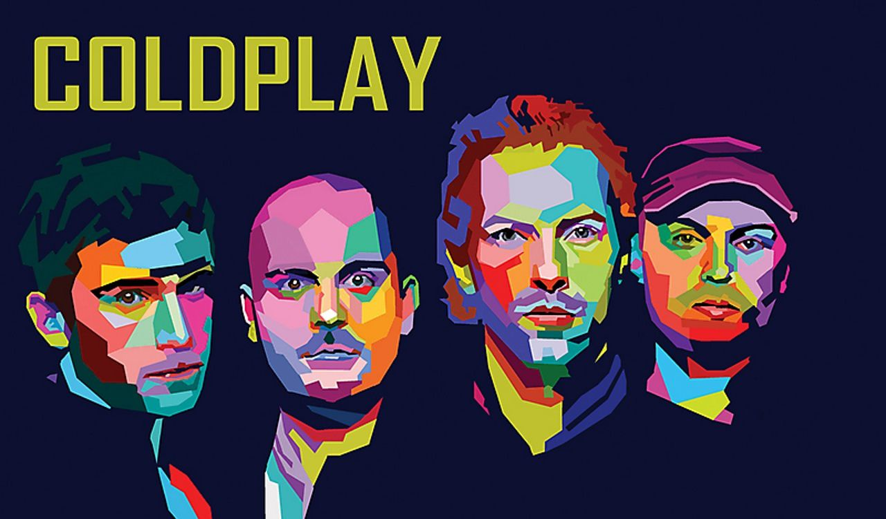 coldplay, aliens
