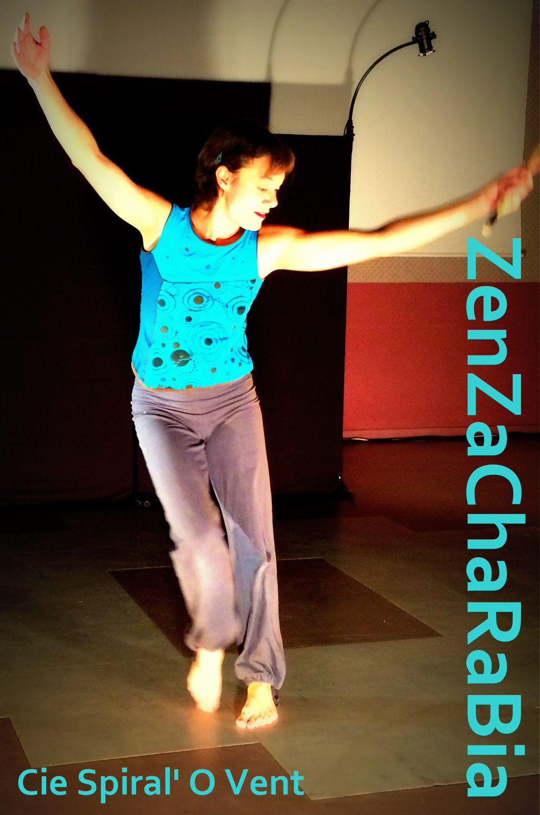 Jessica KIEFFER et Stéphanie JOIRE _ Cie Spiral' O Vent _ ZenZaChaRaBia