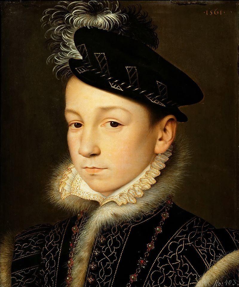 30 décembre 1564: Charles IX à Poussan