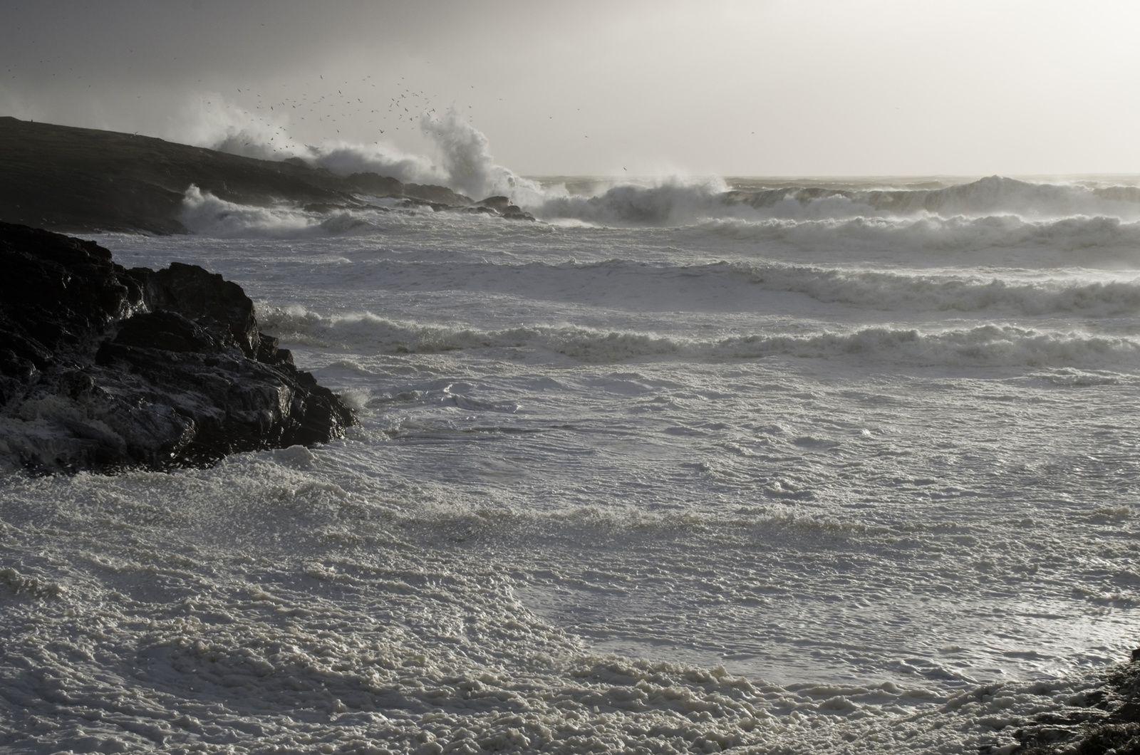 Tempête 5 fevrier après midi