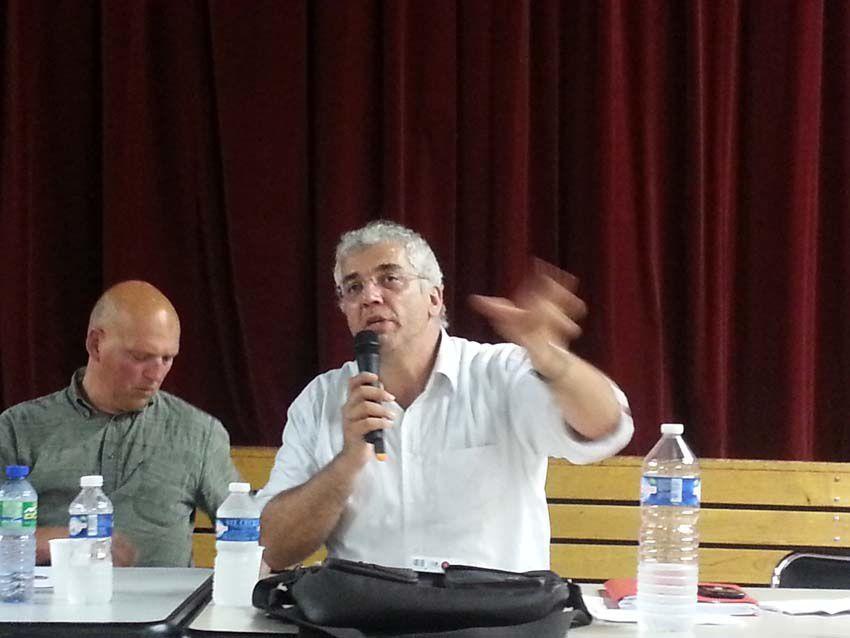 Frédéric Rauch partisan de la relance