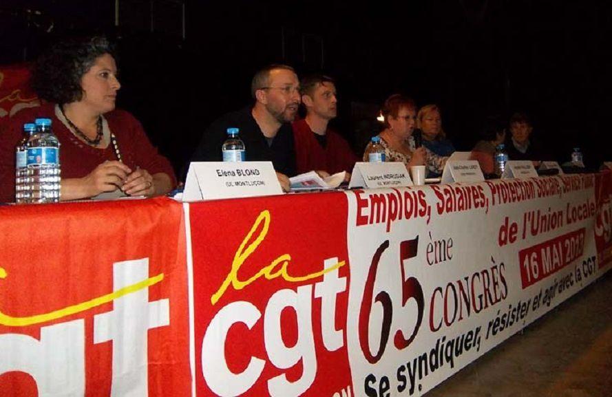 Congrès de la CGT