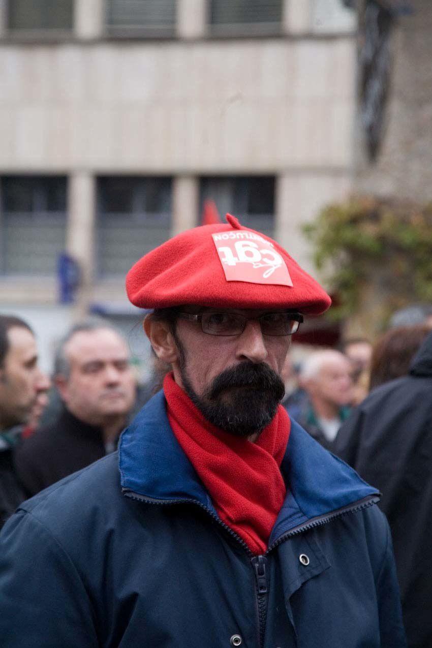 19 octobre, Toujours plus de manifestantEs à Montluçon : 8 500 manifestants !