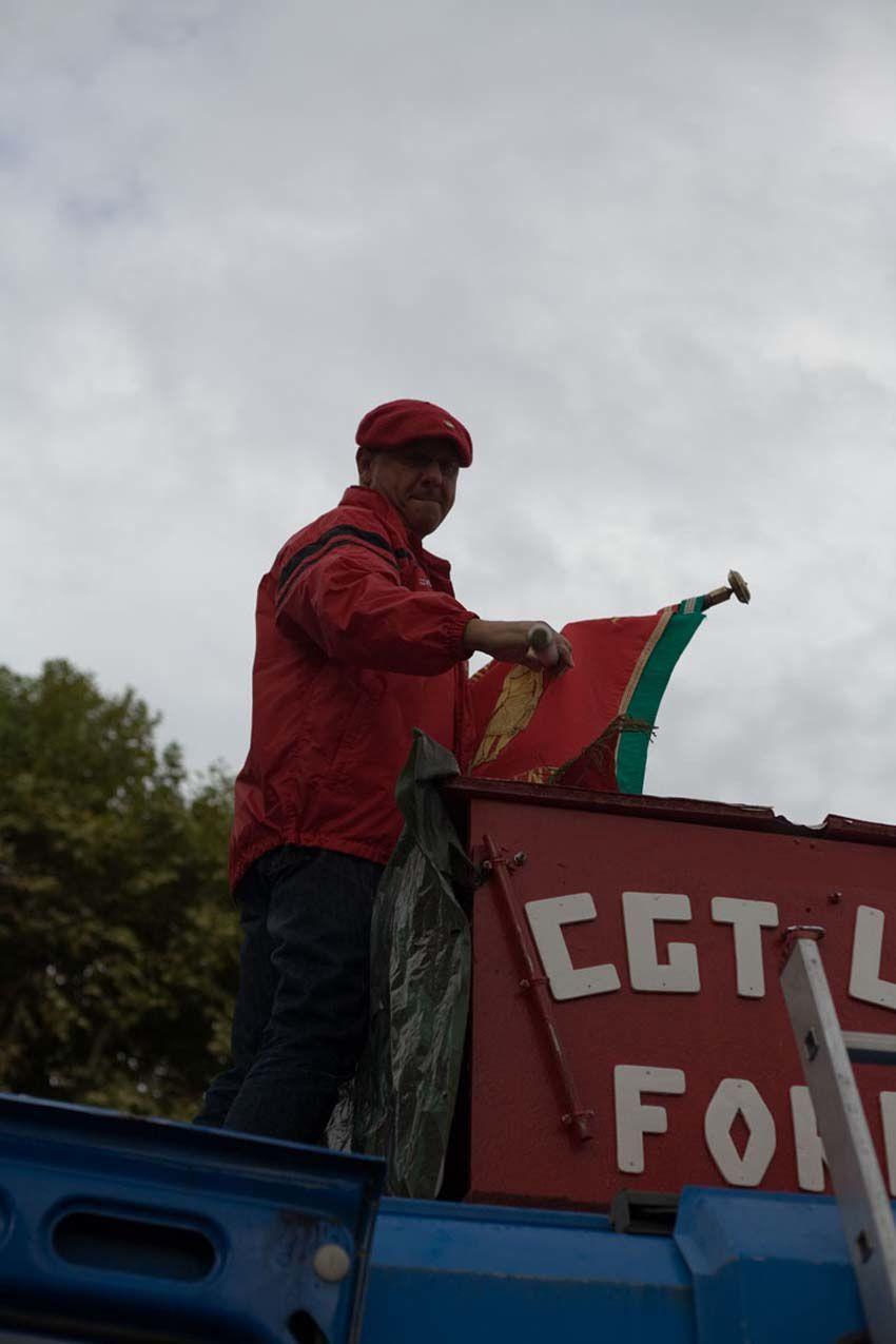 Manifestation du 7 septembre à Montluçon : 6 000 manifestants !
