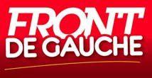 Le candidat du Front de Gauche continue sa progression !