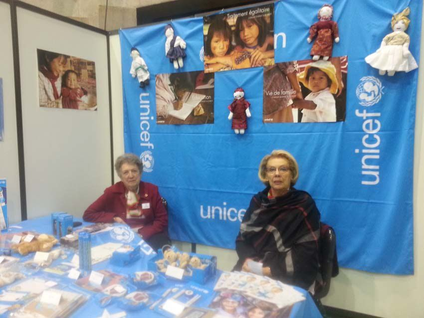 UNICF, association de protection de l'enfance