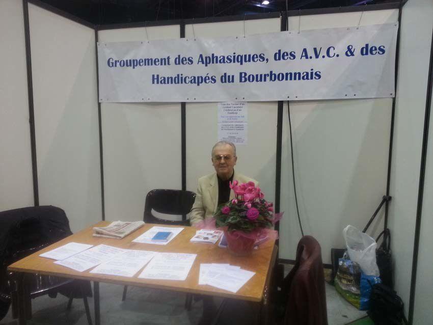 Le Groupement des aphasiques et AVC