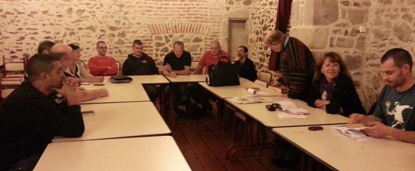 Création d'un groupe anti fasciste à Montluçon