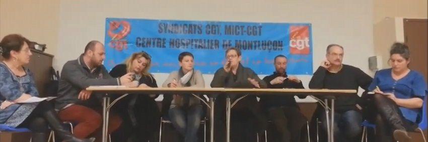 Hôpital de Montluçon, un personnel en grande souffrance