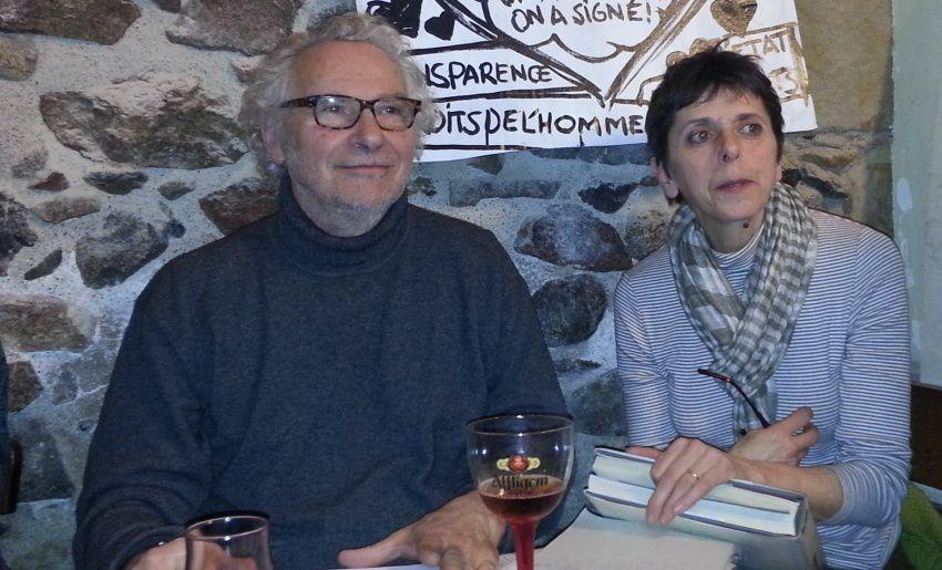 Claude et Carole avaient bien préparé le débat et semblent satisfaits du résultat