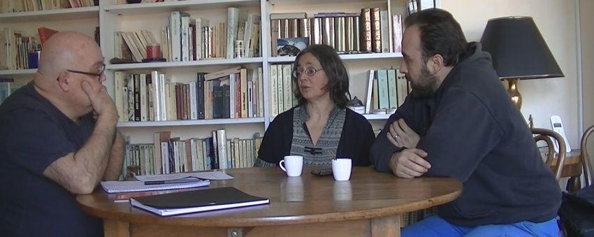 Entretien avec Véronique Dreyfus et Cédric Lachaume