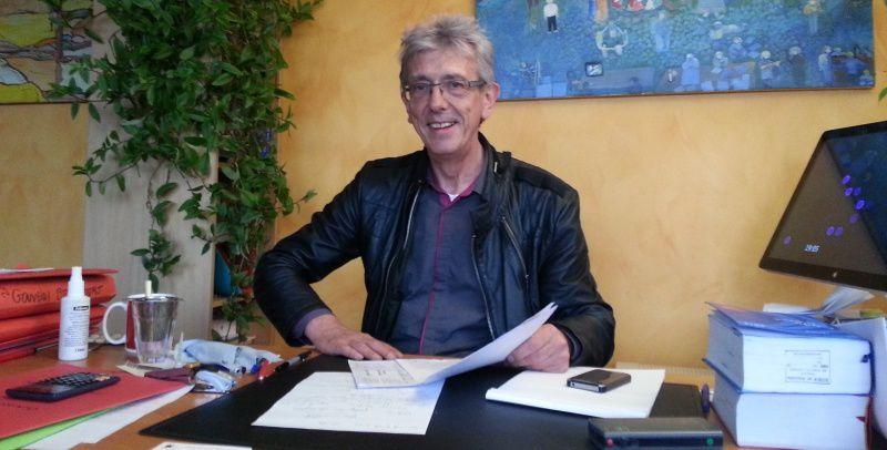 Jean-Louis Borie a reçu SUD santé et Solidaires Allier le 18 avril à Clermont-Ferrand
