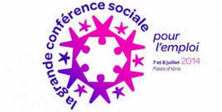 Une conférence sociale qui accentue les clivages.