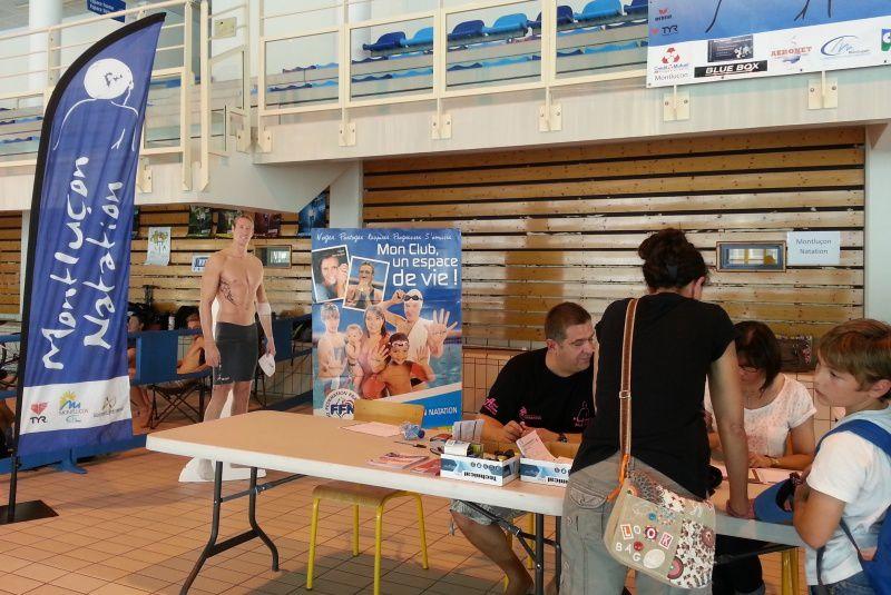 ...et celui de Montluçon natation qui remporte un beau succès