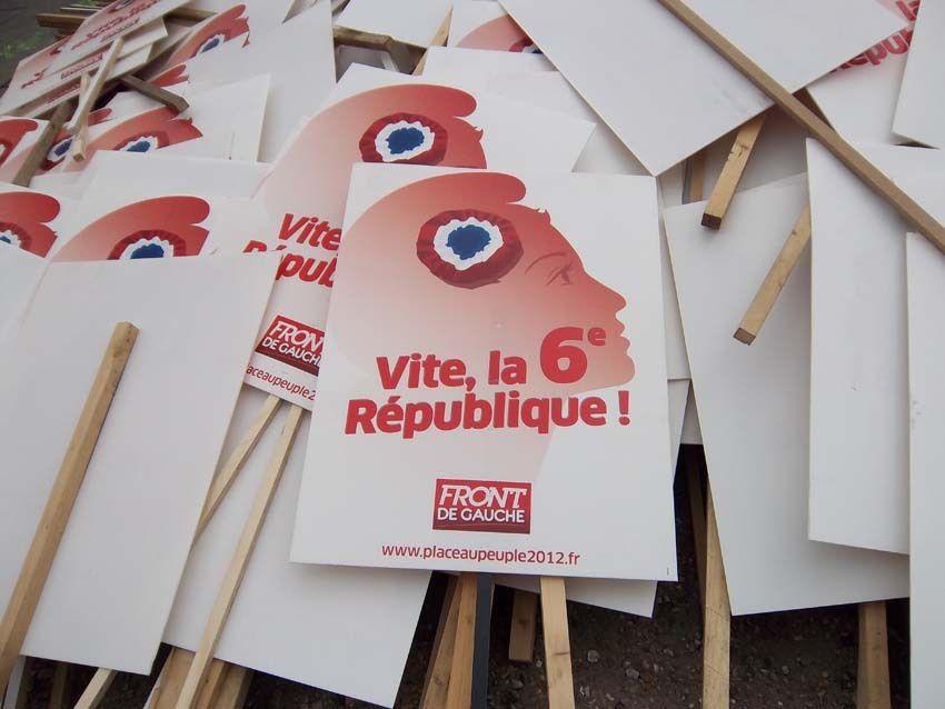 Le Mouvement triple A et le mouvement VIème République…Un même combat citoyen!