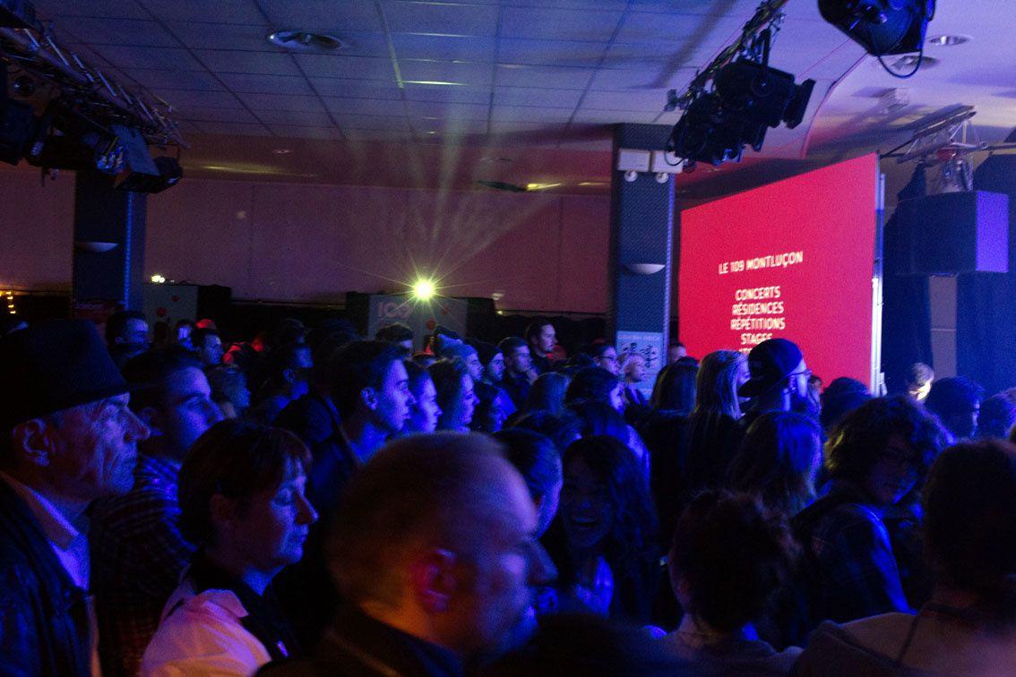 Une soirée magnifique. Entre 800 à 900 personnes. © Didier Ciancia, tous droits réservés