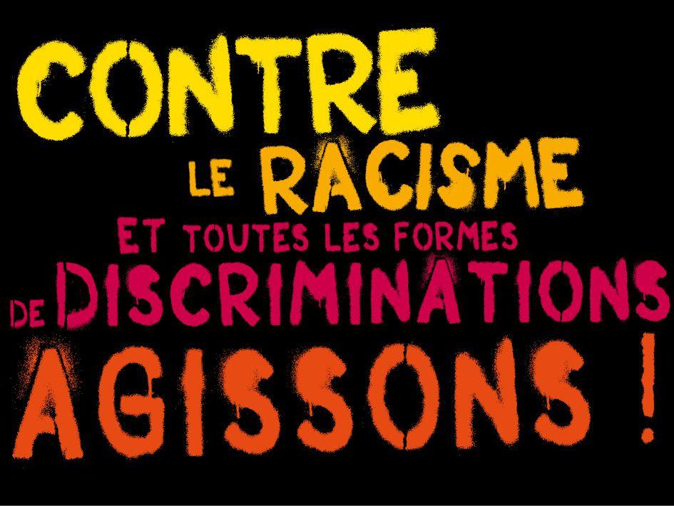 Ensemble contre tous les racismes