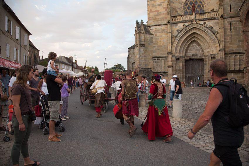 Souvigny la médiévale