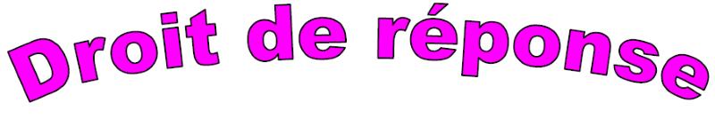 Buste de Georges Rougeron le PS répond au PC