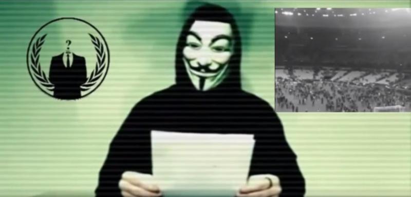 Les anonymous mobilisent leurs moyens contre Daesh