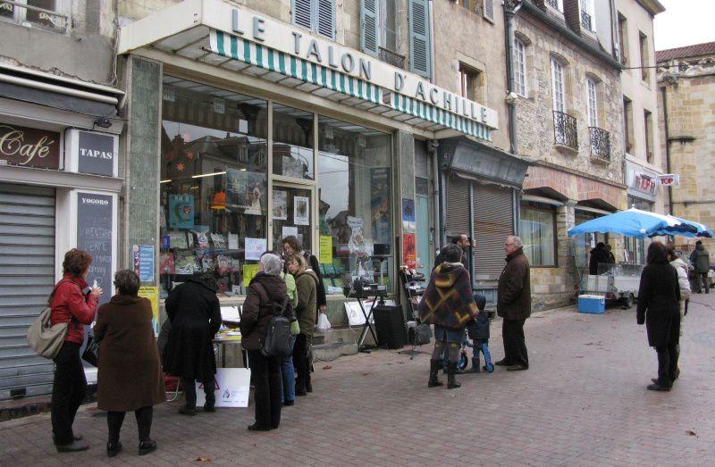 RESF fait son marché à Montluçon