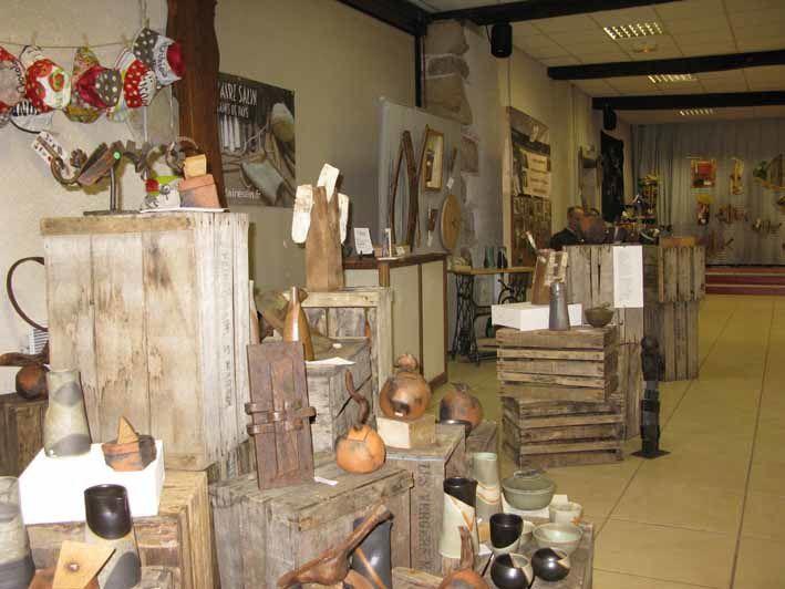 Chemin d'ateliers en Berry, (réseau des artistes et artisans d'art)