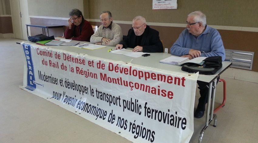 Le CODERAIL écrit au Président du Conseil Régional Rhône/Alpes/Auvergne