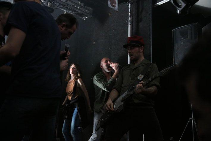 Du rock, du punk et du punk !