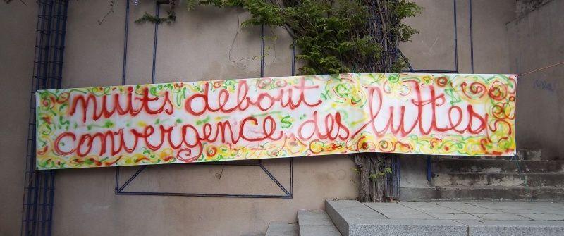 À Montluçon, Nuit debout s'interroge sur son organisation et sur le contenu des débats