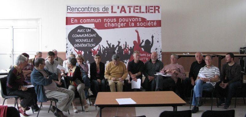 L'Atelier prépare sa prochaine saison de rencontres et de débats