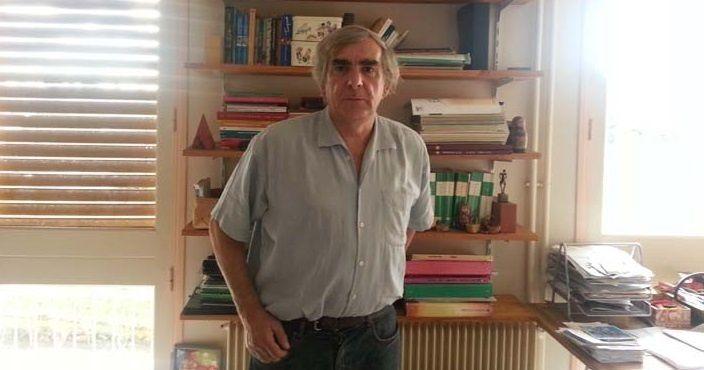 """Olivier Mathieu, Président de l'association """"Les amis de Pierre Brizon"""""""