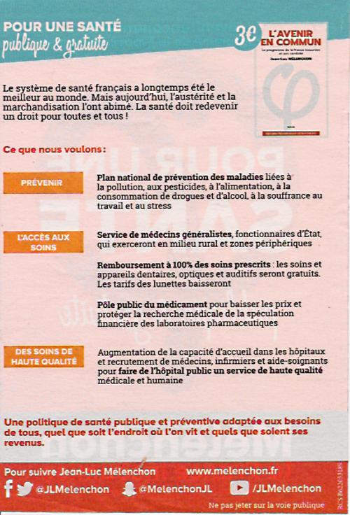 Les insoumis préparent la venue de Charlotte Girard coordinatrice nationale de la campagne de Jean-Luc Mélenchon