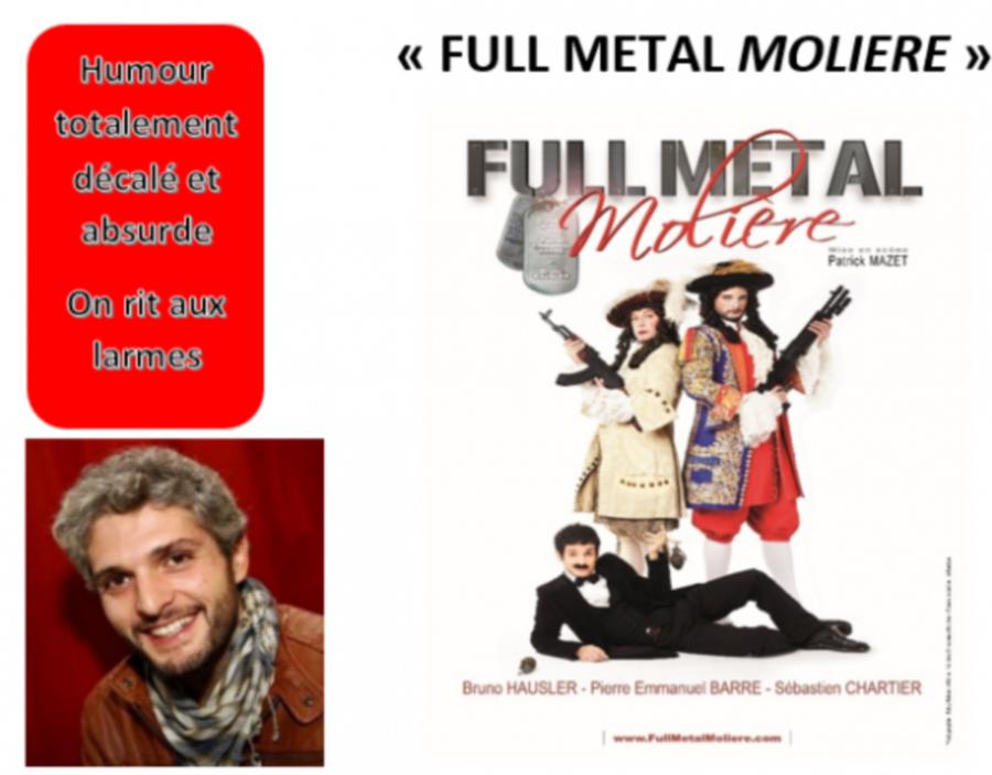 Un spectacle plein d'humour à la MJC de Montluçon