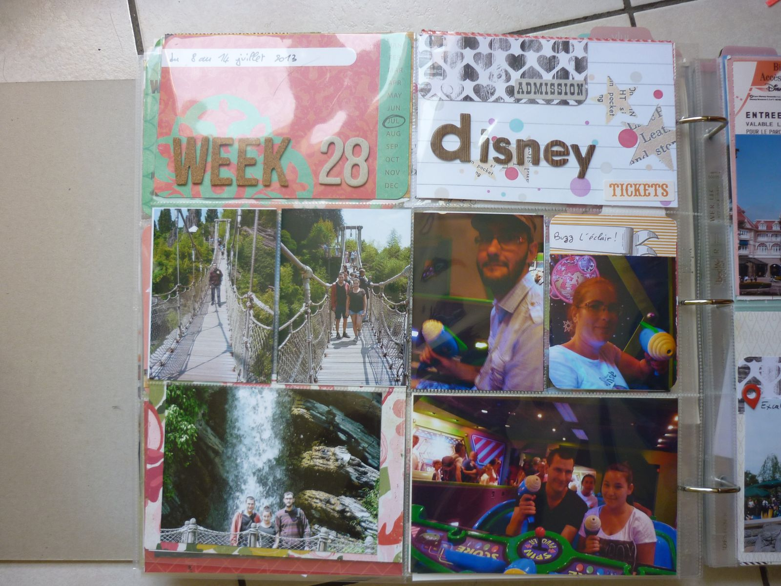 project life : semaine 28