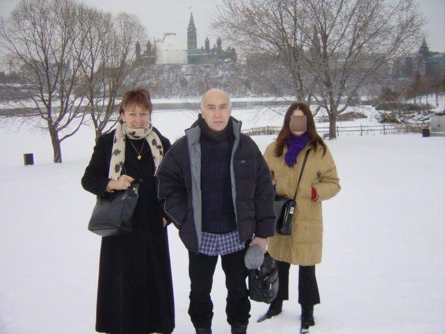 Canada  Noël 2003