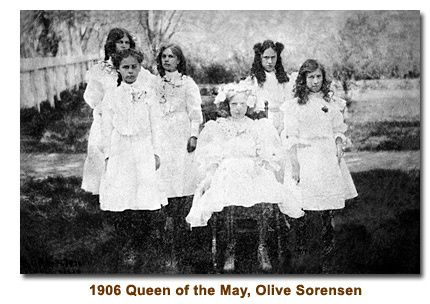 Queen of the may : une tradition anglo américaine