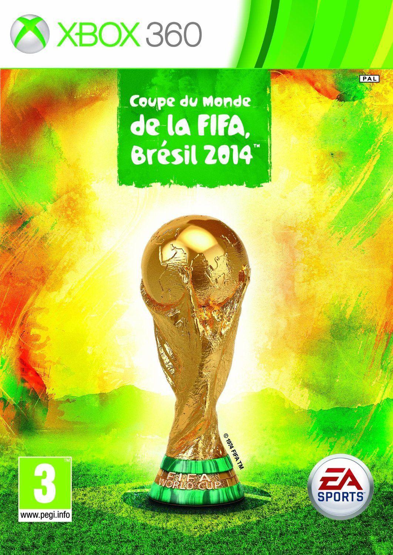 Test de coupe du monde 2014 de la fifa br sil 2014 sur - Jeu de coupe du monde 2014 ...