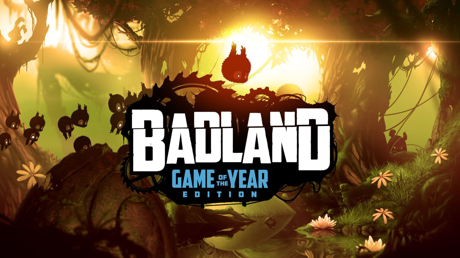 TEST de BADLAND GAME OF THE YEAR EDITION (sur XBOX ONE): il prend la relève d'Angry Birds!