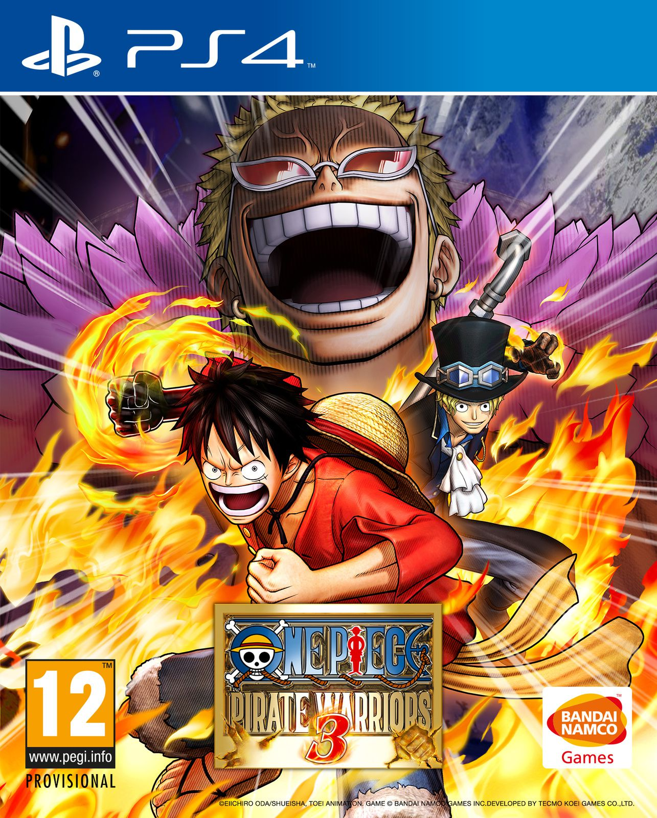 TEST de ONE PIECE PIRATE WARRIORS 3 (sur PS4): transformation en Dynasty Warriors - like.