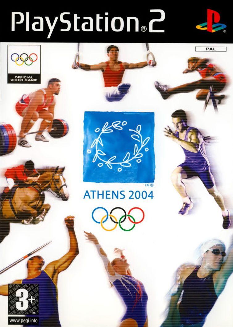 TERRIBLE CE JEU! ATHENS 2004 sur PLAYSTATION 2