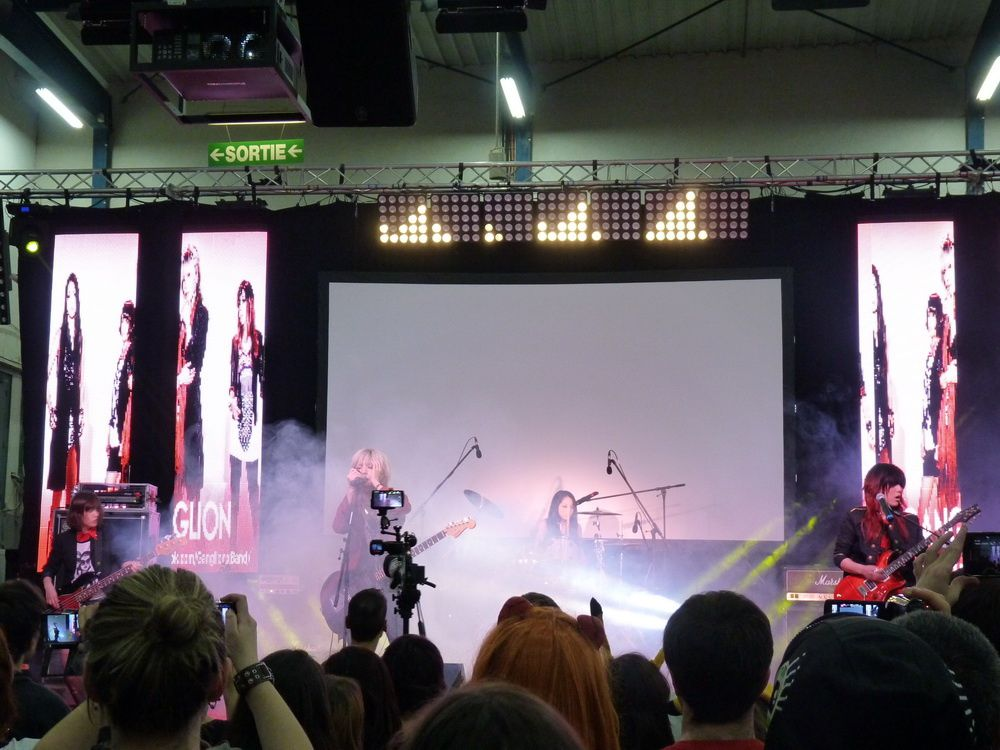 TOULOUSE GAME SHOW 2015: Concert GANGLION