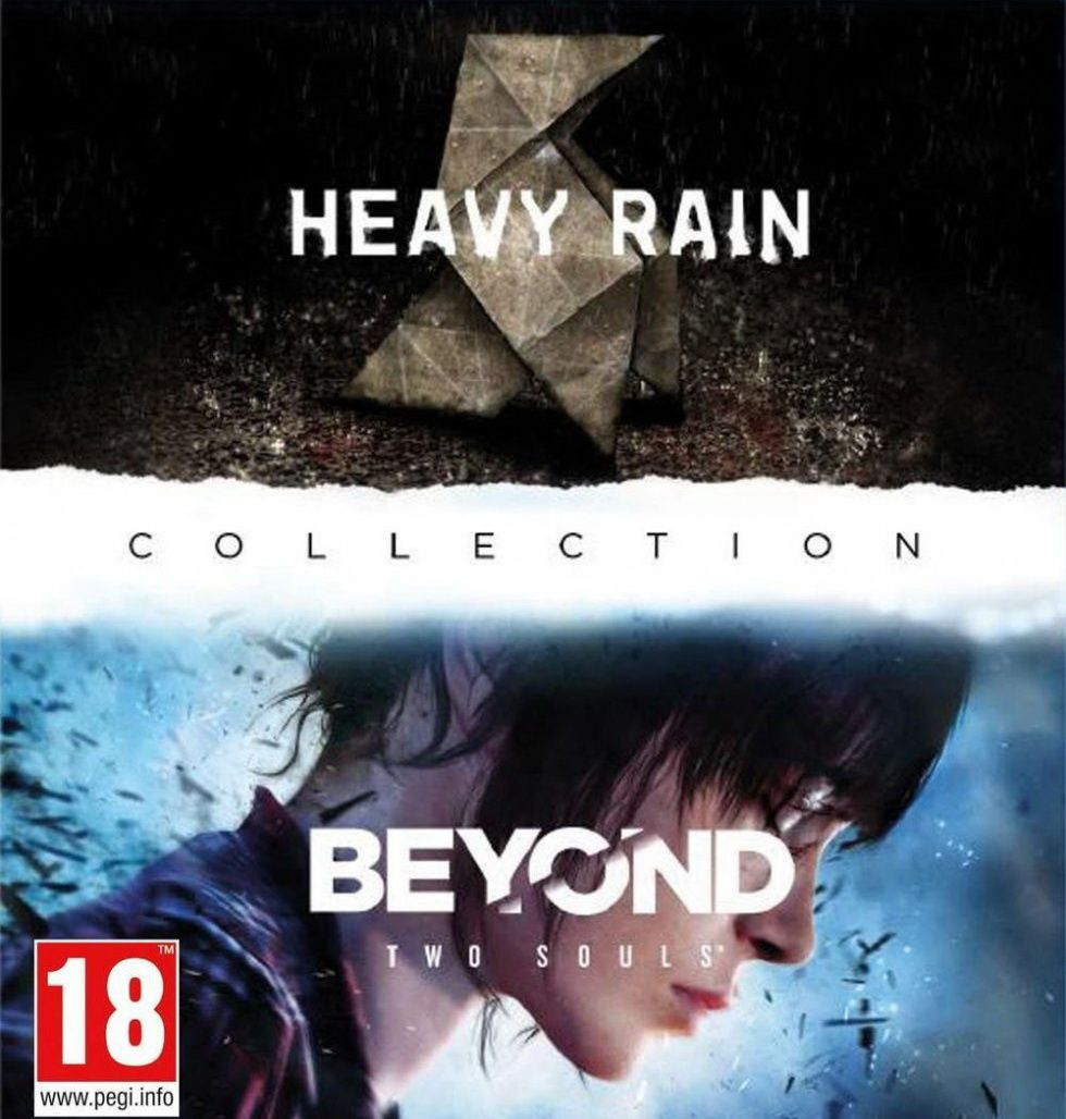 TEST de HEAVY RAIN & BEYOND COLLECTION (sur PS4): de l'émotion remasterisée