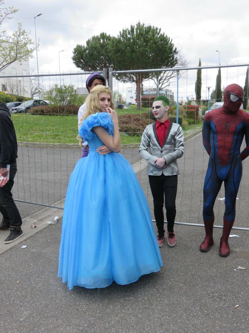 TGS SPRINGBREAK 2016: Les cosplays