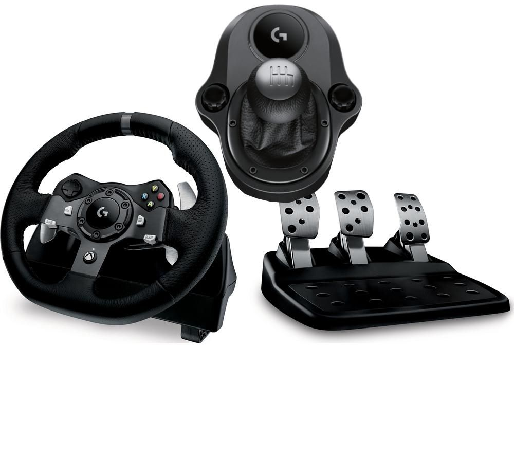 test du volant logitech g920 sur pc et xbox one de super sensations le blog gaming de. Black Bedroom Furniture Sets. Home Design Ideas