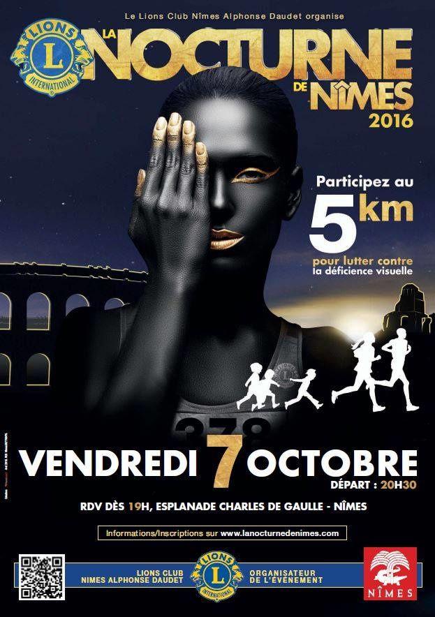 [RUNNING]: Course La Nocturne De Nîmes le 7 Octobre 2016