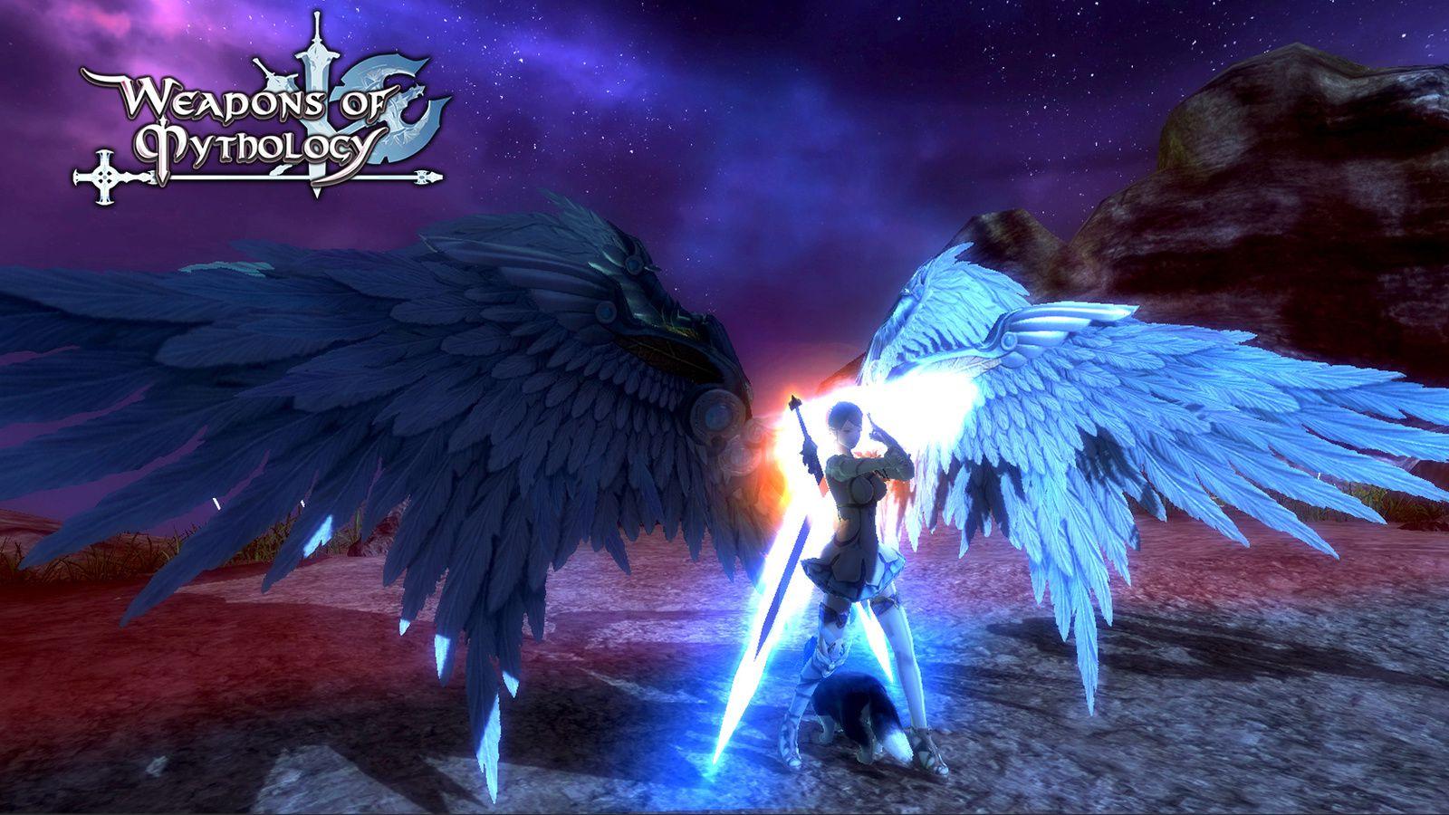 CONCOURS: Gagnez des codes pour la #beta du #MMORPG sur #PC #WeaponsOfMythology!