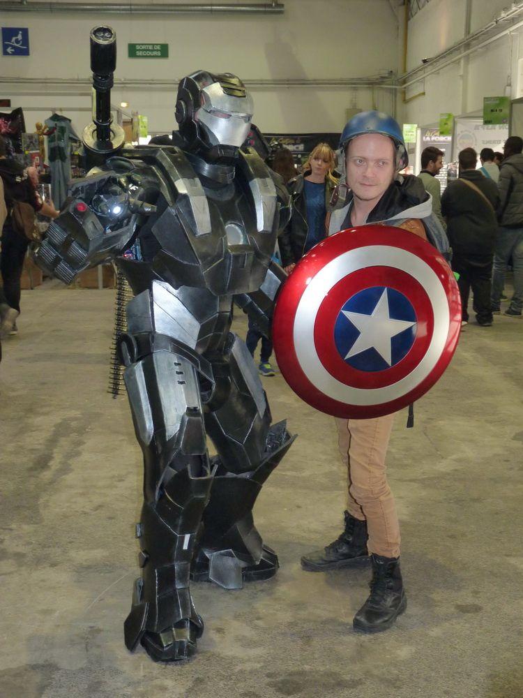 HERO FESTIVAL 16 : Le cosplay omniprésent pour le plaisir des yeux